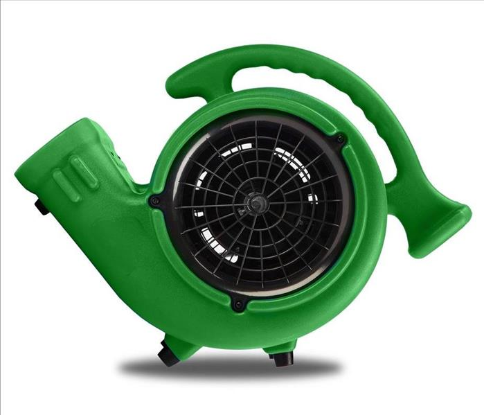 Water Damage SERVPRO® Technology: Air Movers