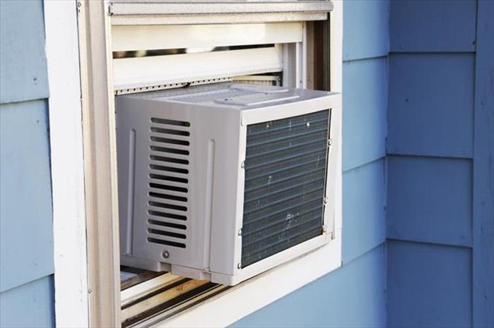 cleaning your air conditioner servpro of downey. Black Bedroom Furniture Sets. Home Design Ideas