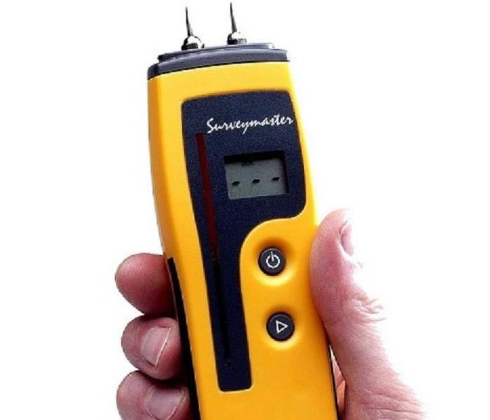 General SERVPRO® Technology: Moisture Meters