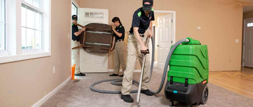 Downey, CA residential restoration cleaning